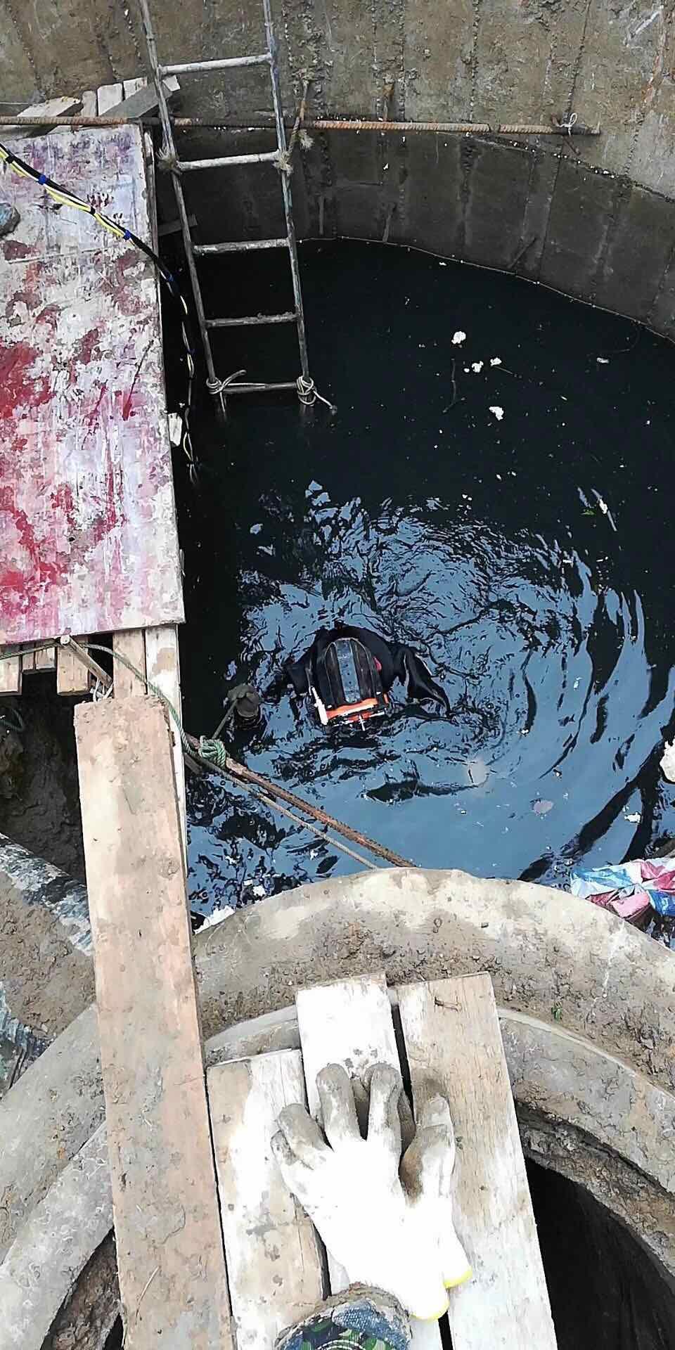 嘉兴排水管道堵漏公司