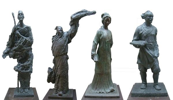 龙岩名人雕塑厂家