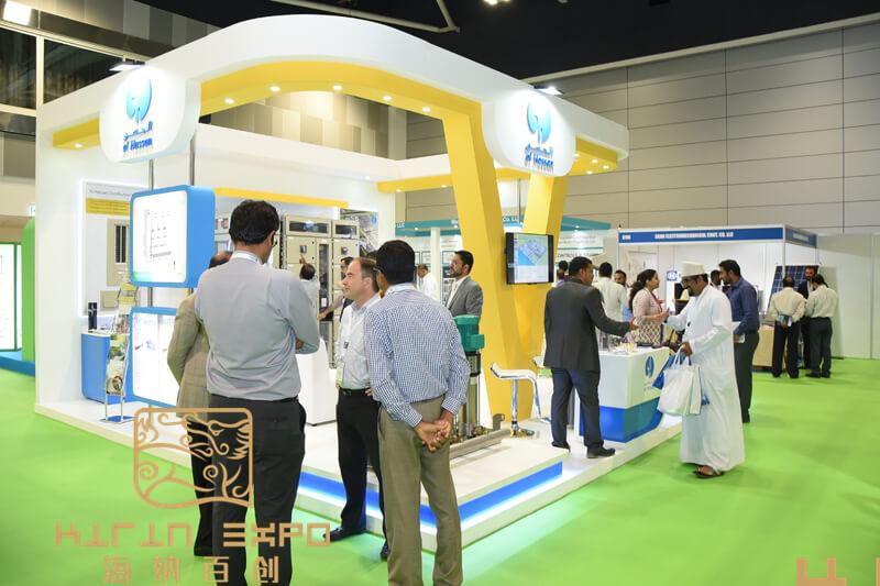 中东热门阿曼建筑建材展览会