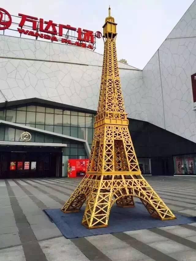 平顶山埃菲尔铁塔定制