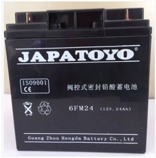 库存东洋蓄电池正品直销