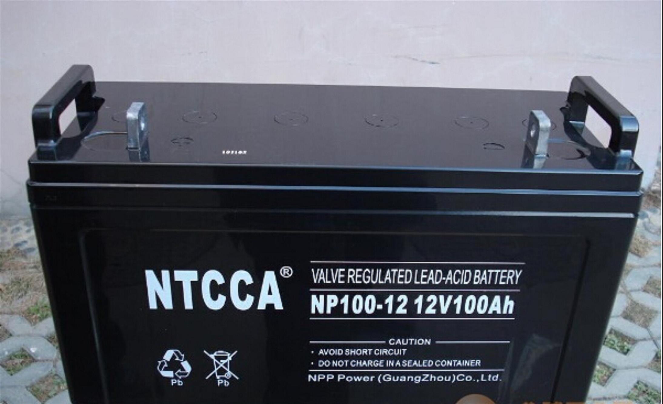 现货恩科蓄电池NP100-12