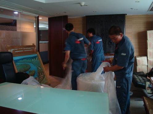 上海松江区搬家公司