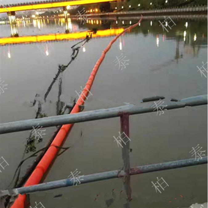 重庆专业生产河道拦污浮筒