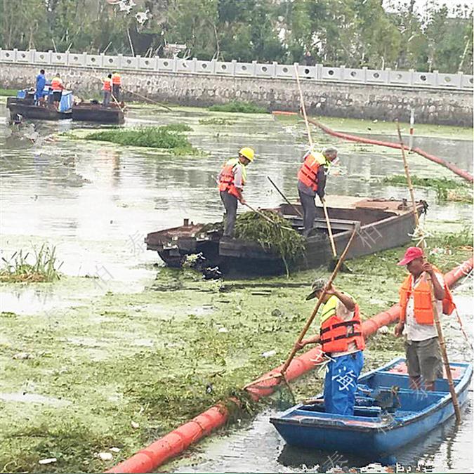 广州专业定做河道拦污浮筒