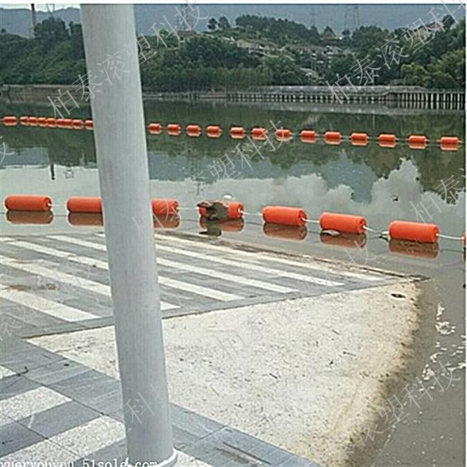 上海专业生产河道拦污浮筒出售