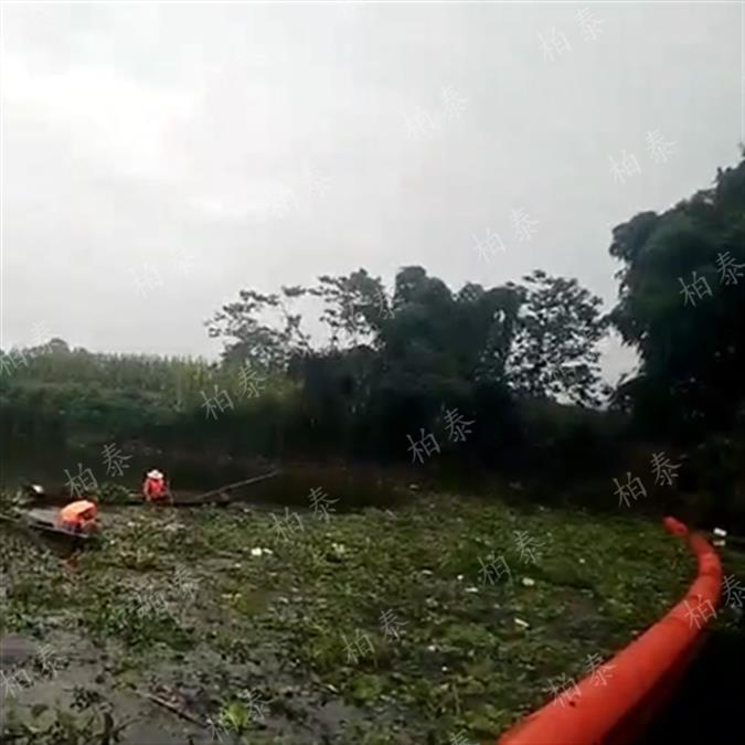 重庆专业生产河道拦污浮筒出售