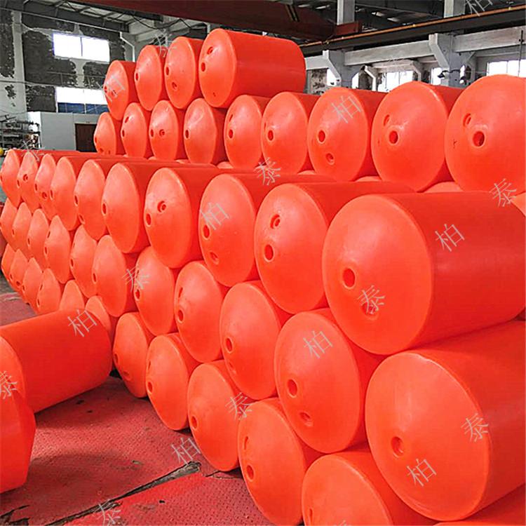 杭州专业定做河道拦污浮筒