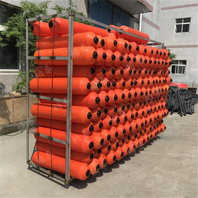 武汉专业生产河道拦污浮筒出售
