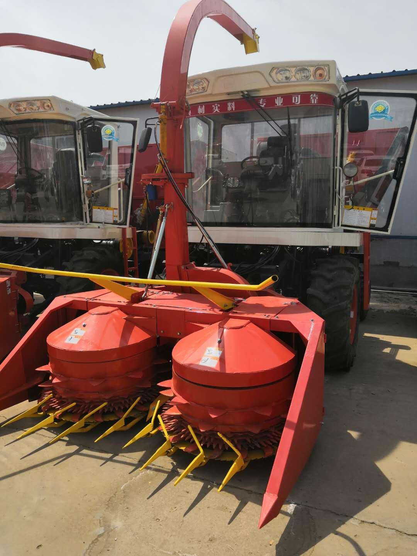 沧州供应玉米秸秆青储机