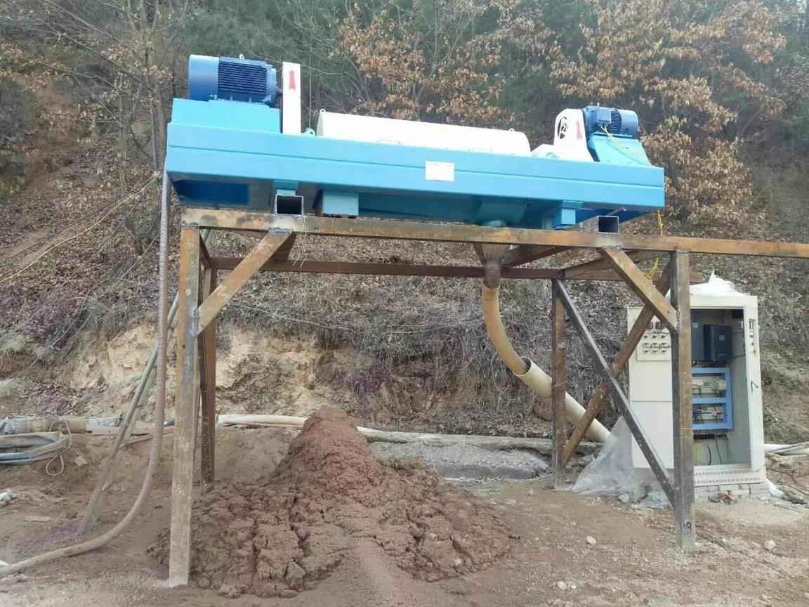大庆污水处理厂污泥脱水设备供应商