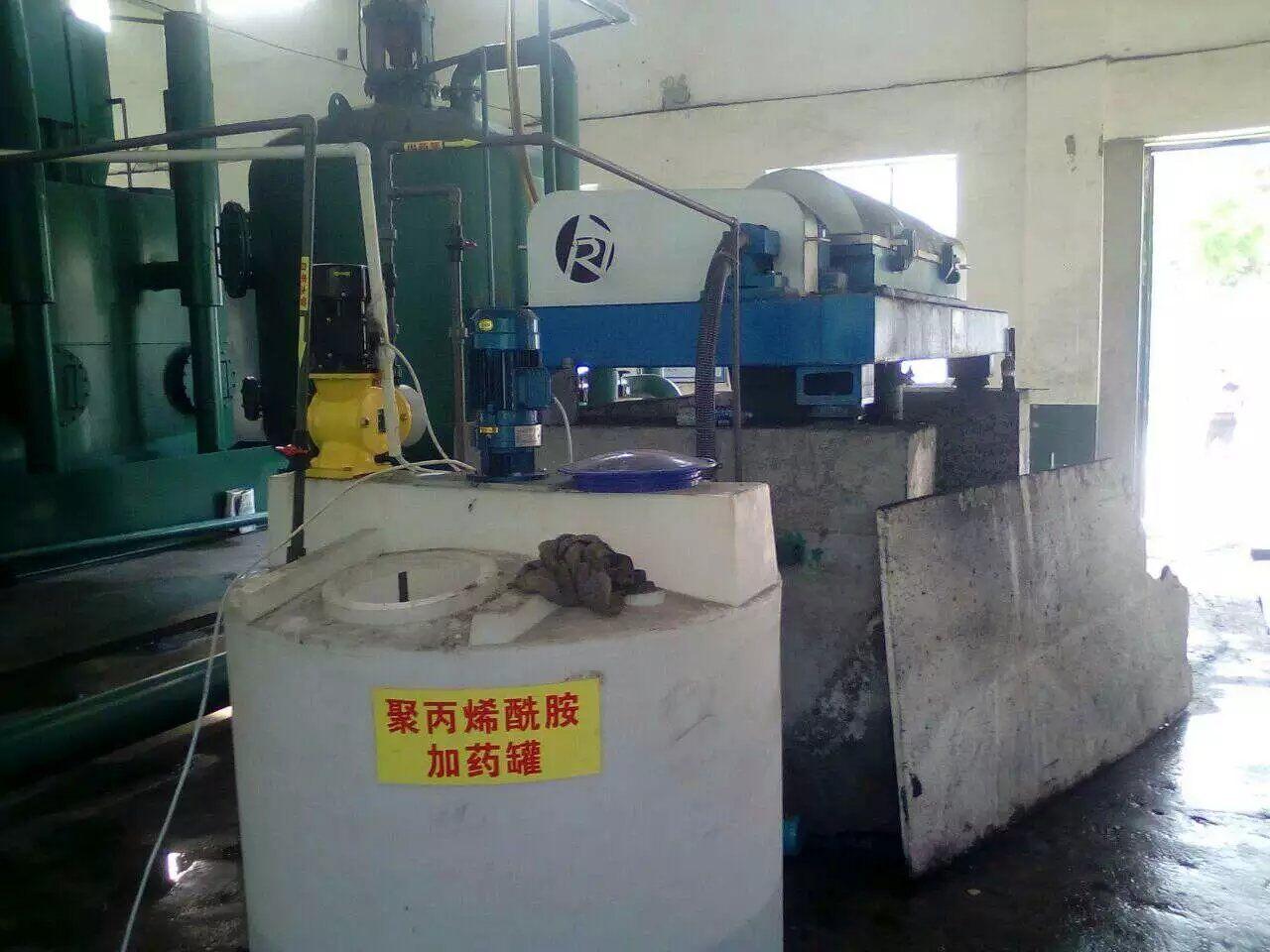 烟台泥浆脱水机制造厂