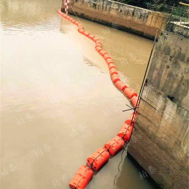 长沙水电站拦污浮排出售