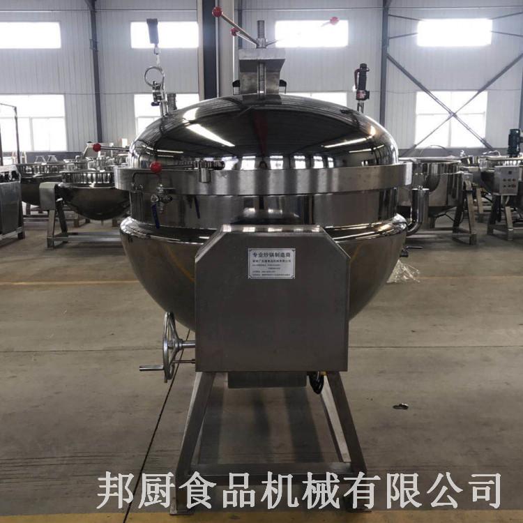 环保高温高压蒸煮锅功能特点厂