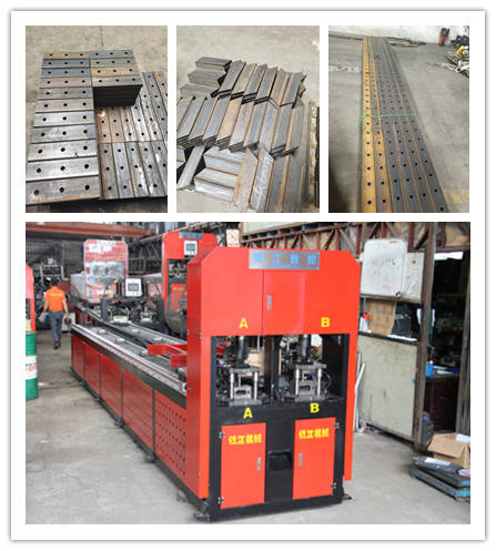 上海立柱货架冲孔机价格优惠
