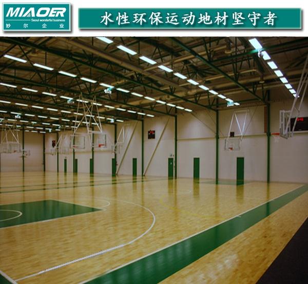 杨浦篮球场木地板材料经销商