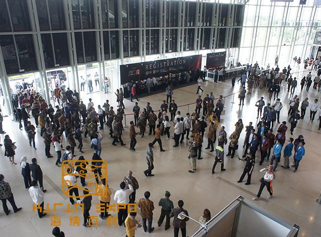 2020年国际雅加达建材展地点