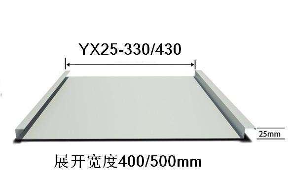 合肥铝镁锰板规格