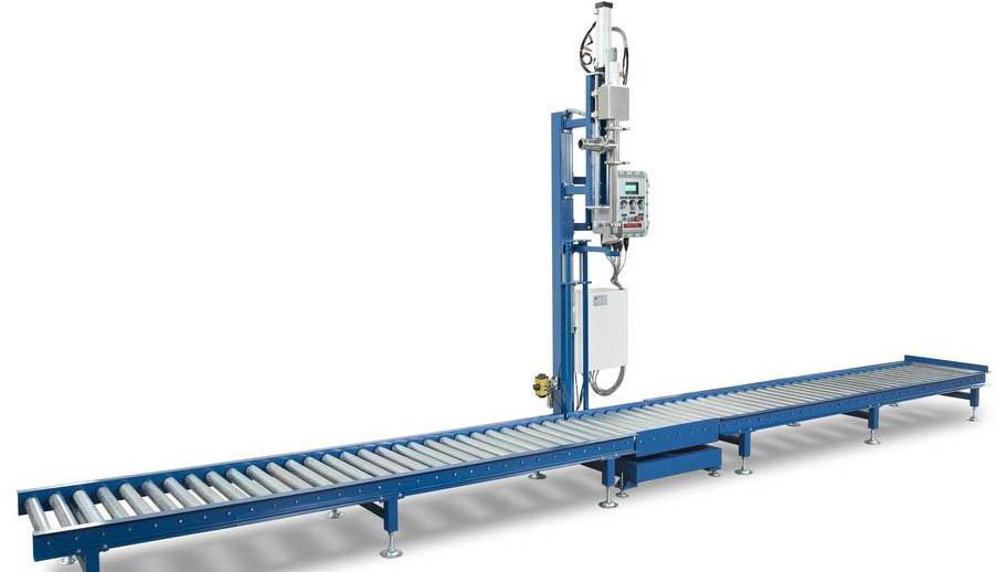大铁桶液体自动灌装机生产商
