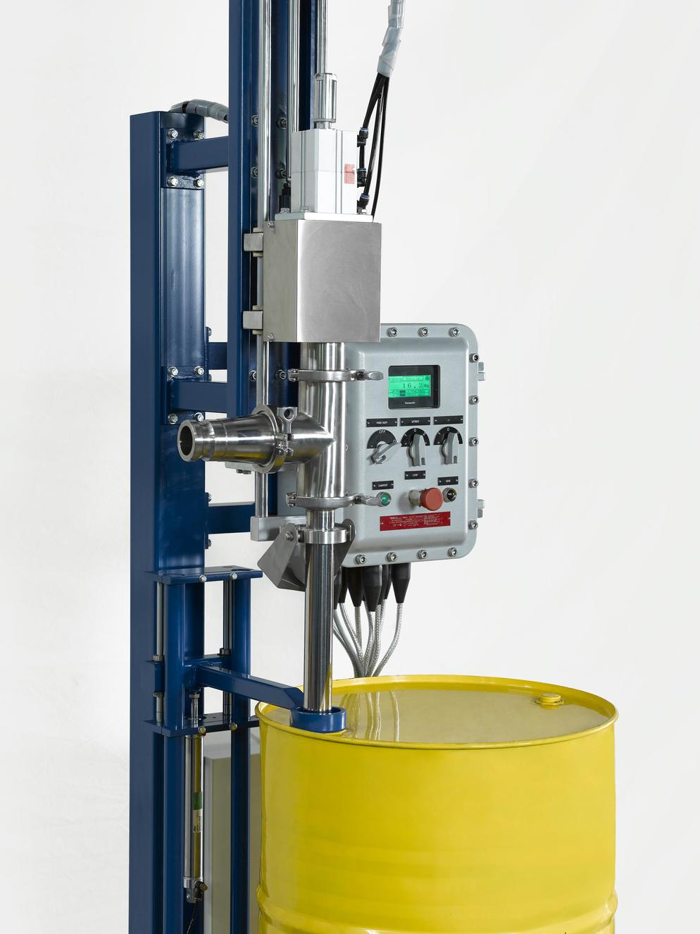 塑料桶液体自动灌装机出租