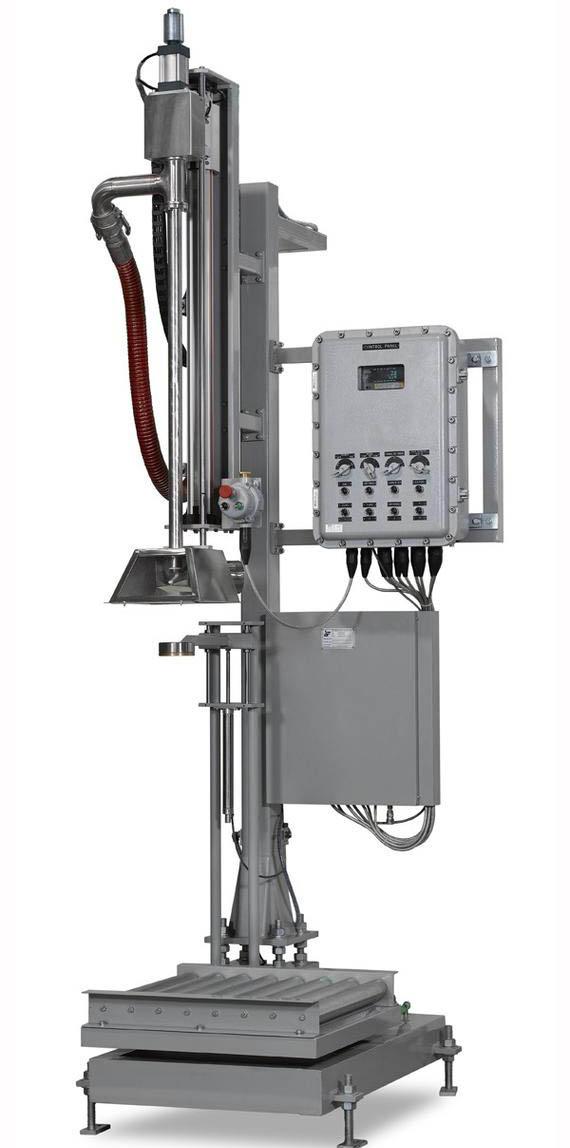 工业漆液体自动灌装机经销商