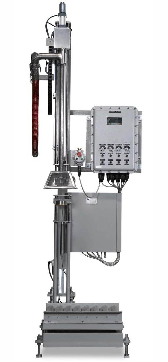 新款200升灌装机