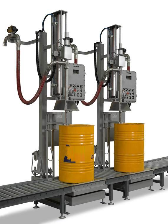 专业生产200升灌装机出售