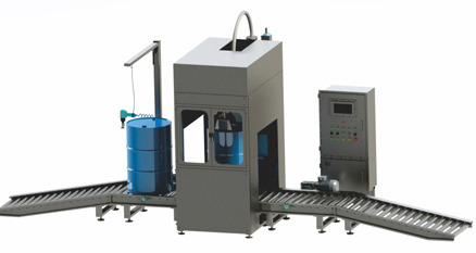 自动200升灌装机制造厂