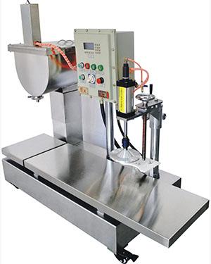 油墨灌装机生产