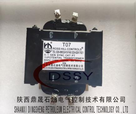 西安宝美电气电磁涡流刹车控制系统变压器T04T06