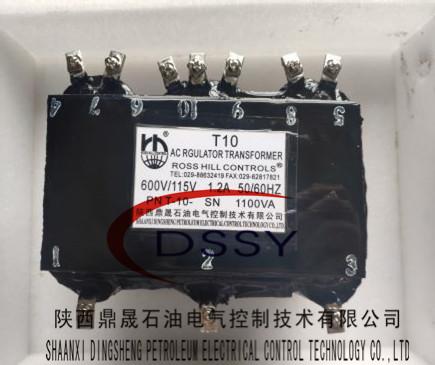 石油钻机直流SCR电控系统变压器T04T10