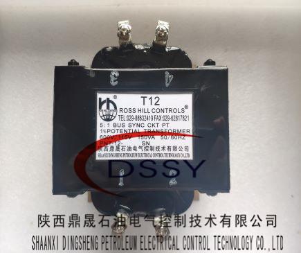 SCR电控房变压器T04T05