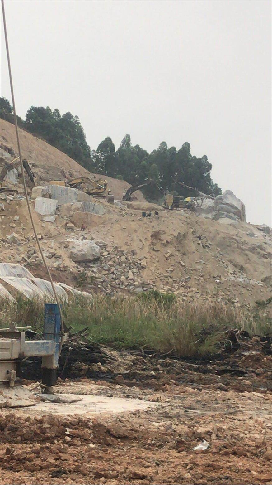 廊坊岩石劈裂机厂