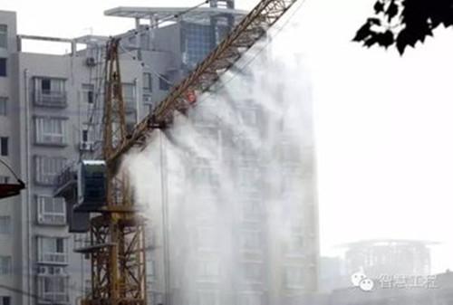 贵港塔吊喷淋厂家
