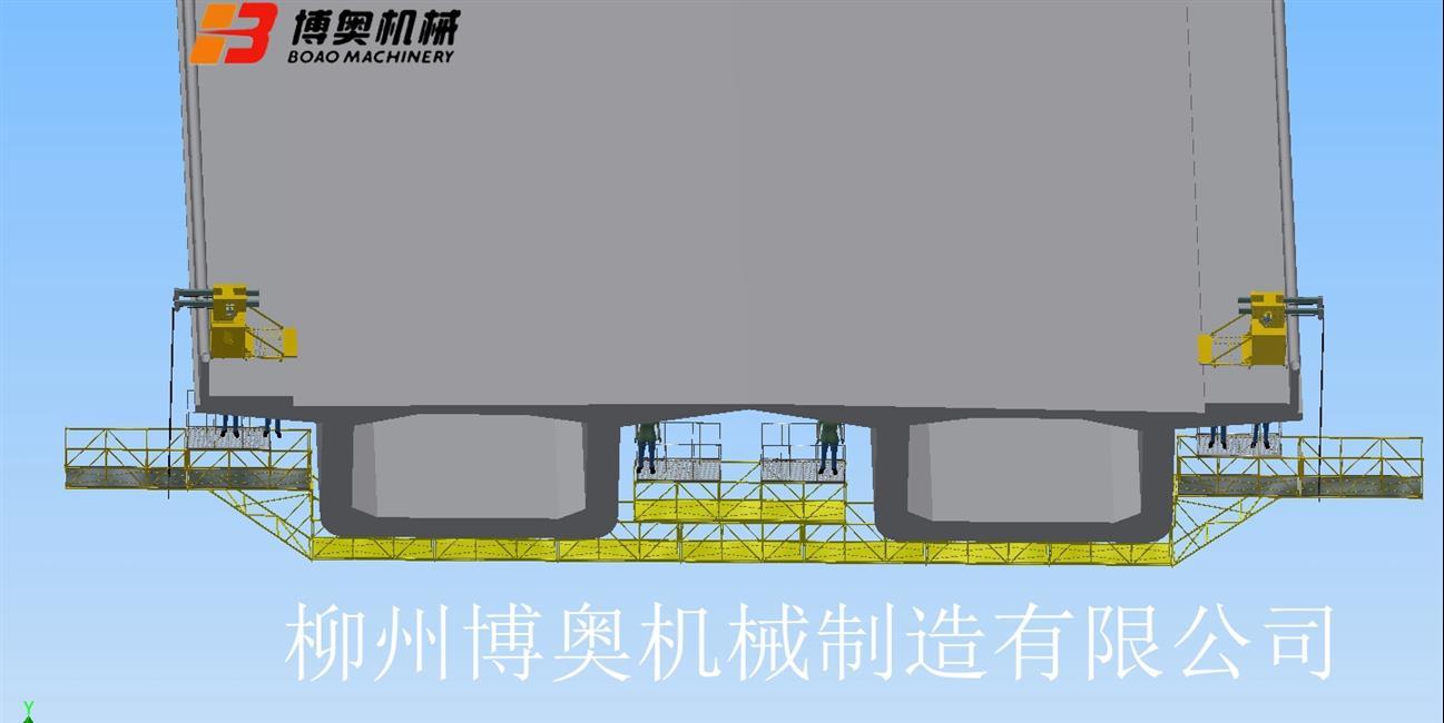 济宁桥梁吊篮