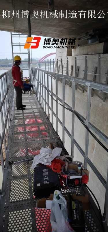 黄冈桥梁检测车加工