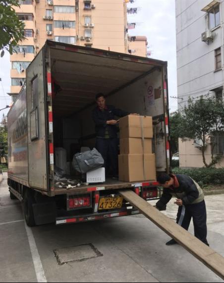 上海浦东金杨新村街道搬家公司