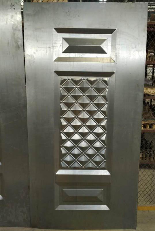 滕州钢木门液压机型号