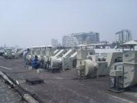 汕尾实验室排风工程