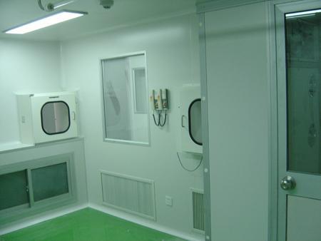 福建净化无菌室设计