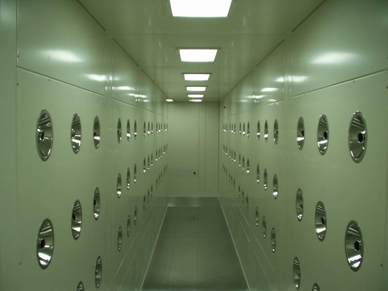 铜陵动物实验室施工