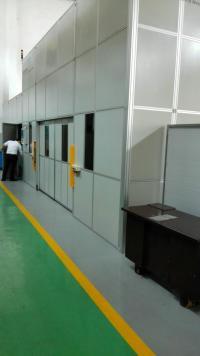 鄂州无尘室净化工程
