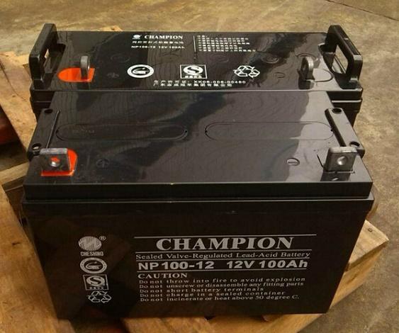 正品冠军蓄电池供应商