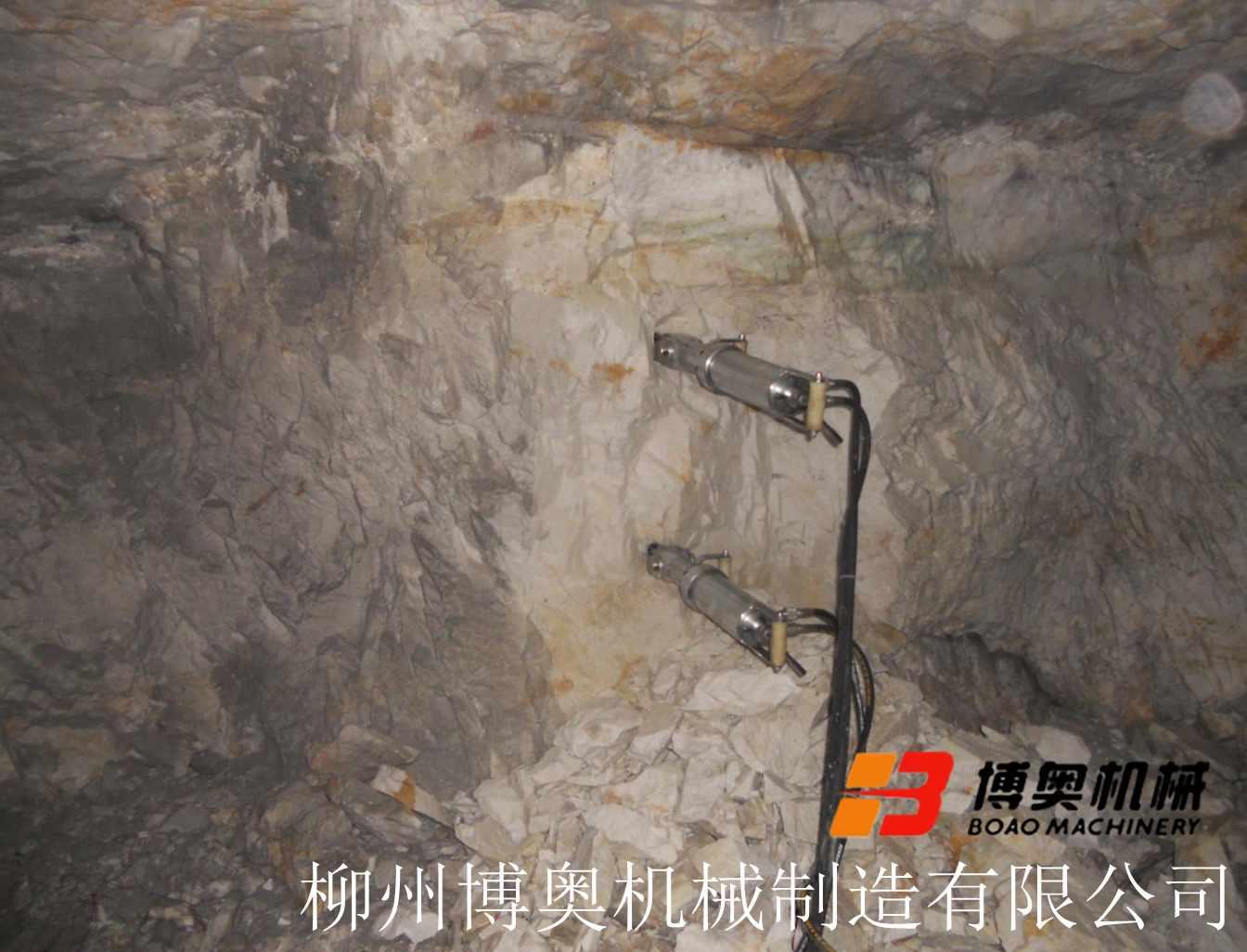 山西水下岩石破裂机