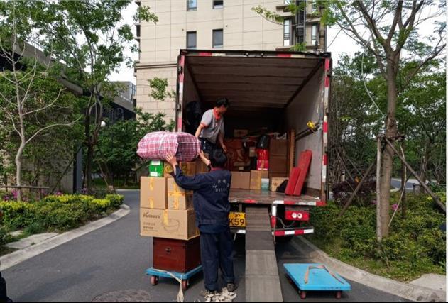 上海闵行区公兴搬家