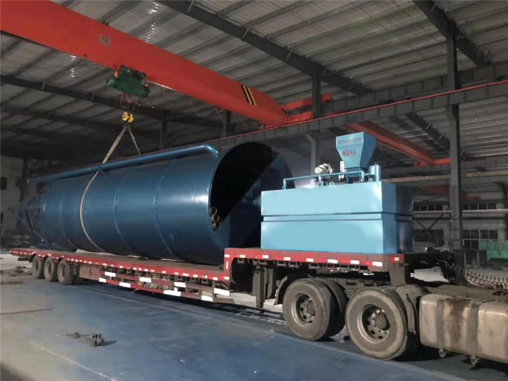 绍兴洗砂废水处理设备型号