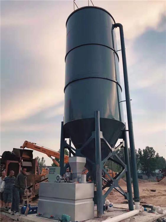 湛江洗砂废水处理设备生产