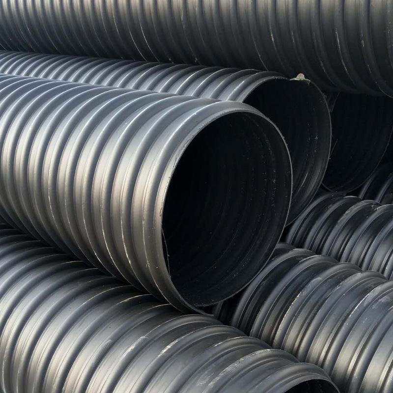 陕西HDPE钢带增强管规格