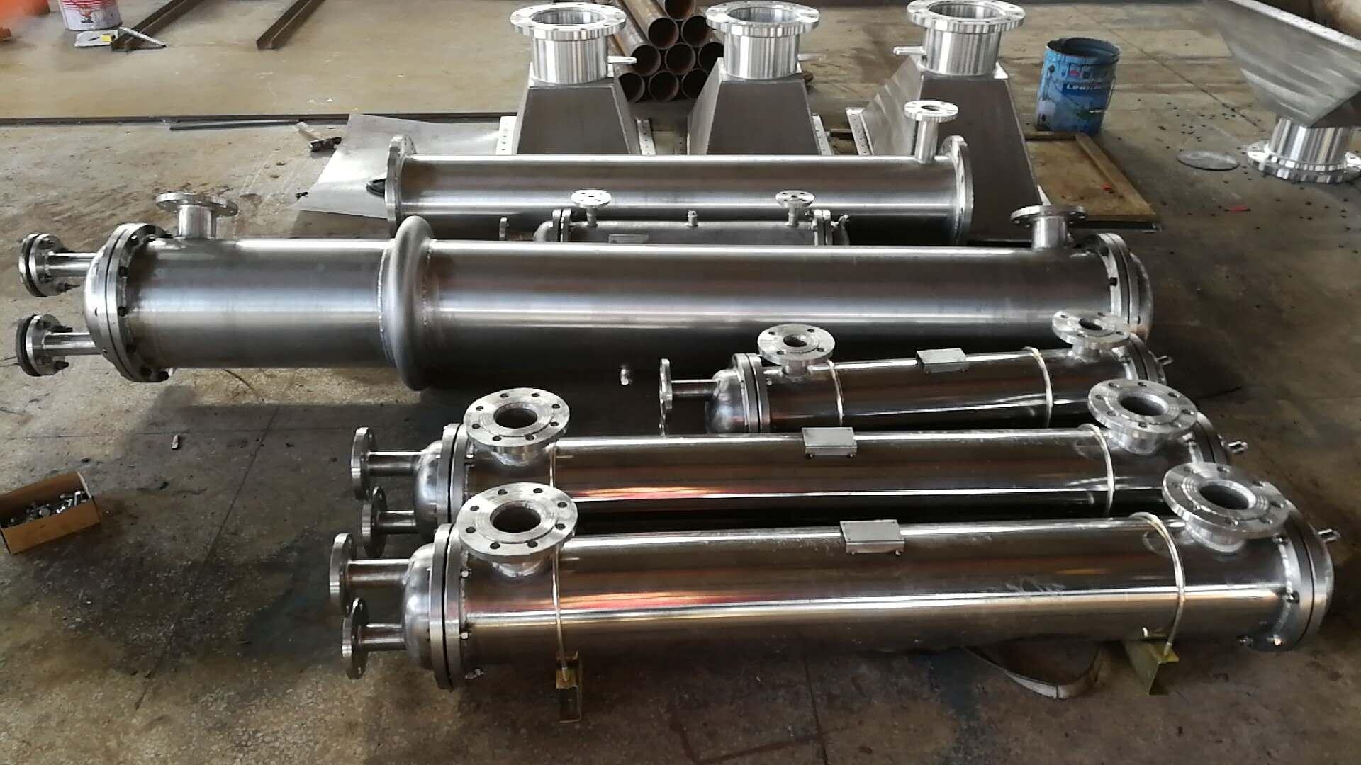 天津列管换热器规格