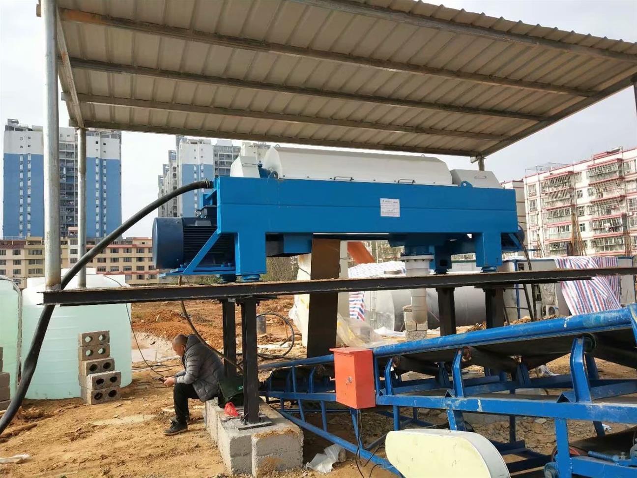 淮安打桩污泥脱水机生产厂家